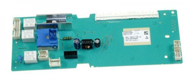 Moduł elektroniczny skonfigurowany do pralki 00706727,0
