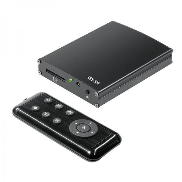 Nagrywarka   Rejestrator wideo do monitoringu DVS300,0