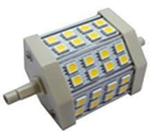 Żarówka   Lampa LED R7S 5W (Ciepły biały),0