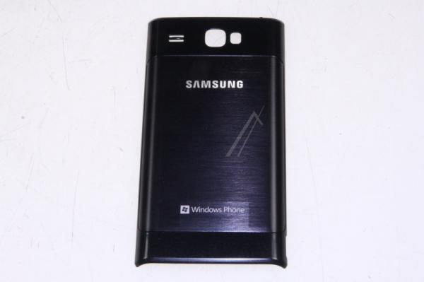 Klapka baterii do smartfona Samsung Omnia W / GT-i8350 GH9821229A (czarna),0