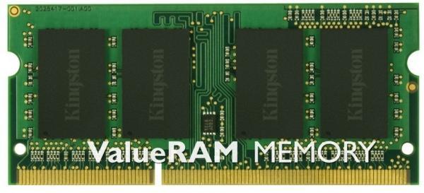 Pamięć RAM DDR3 1600MHz 8GB SO-DIMM KVR16S118,0