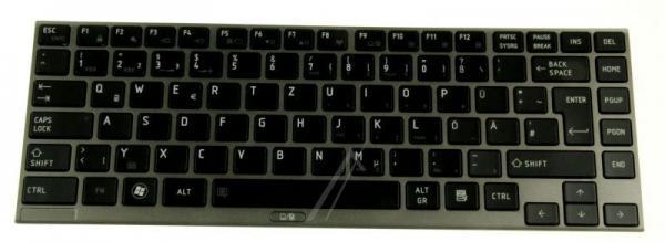 Klawiatura niemiecka do laptopa  P000554460,0