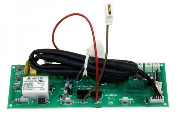 Moduł elektroniczny stacji do generatora pary 00656904,0