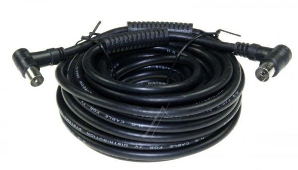 Kabel antenowy 10m (wtyk/gniazdo),0