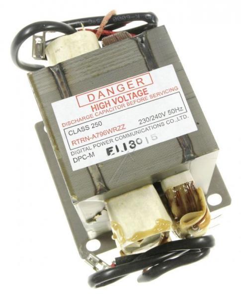 Transformator do mikrofalówki RTRNA796WRZZ,0