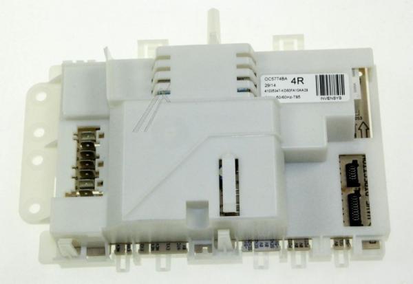 Moduł elektroniczny skonfigurowany do pralki 49023365,0