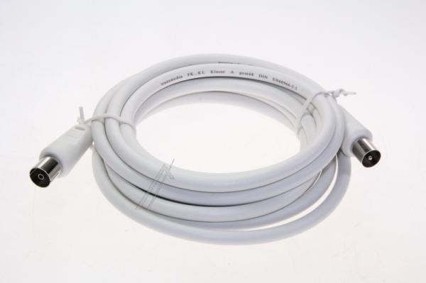 Kabel antenowy 2m (wtyk/gniazdo),0