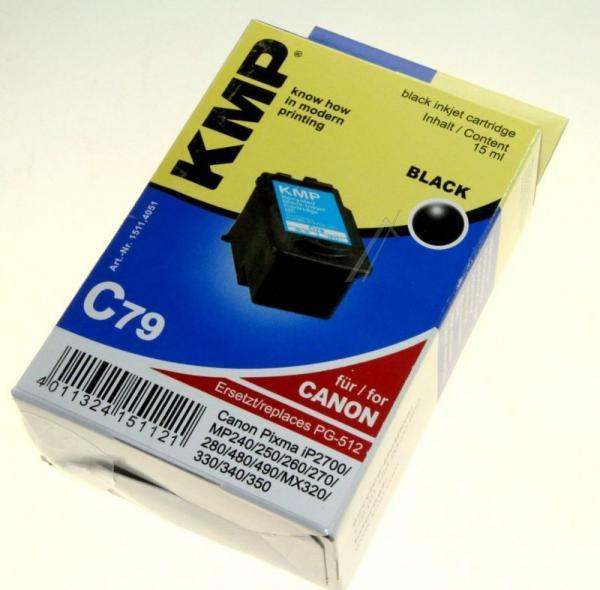 Tusz czarny do drukarki  C79,0