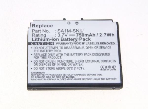Akumulator | Bateria Li-Ion GSMA37305 3.7V 750mAh do smartfona,0