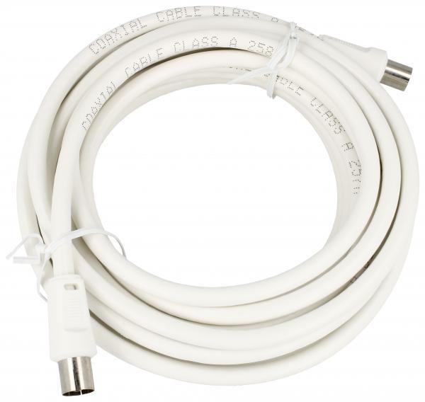 Kabel antenowy 5m (wtyk/gniazdo),0
