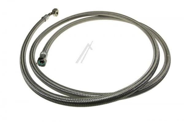 """wąż dopływowy stalowy 1/2 prosty/ 3/4"""" kątowy 3,5m,0"""