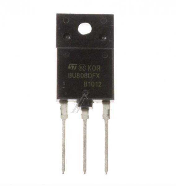 BU808DFI Tranzystor ISOWATT218 (NPN) 1400V 8A,0