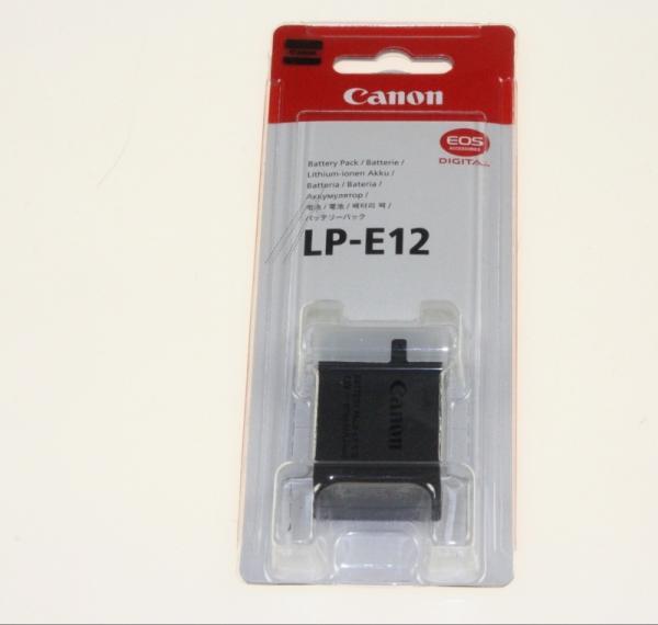 LPE12 Bateria | Akumulator 7.2V 875mAh do kamery 6760B002,0