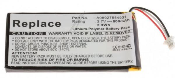 Akumulator | Bateria 3,7V-800MAH do palmtopa  P0059050,0