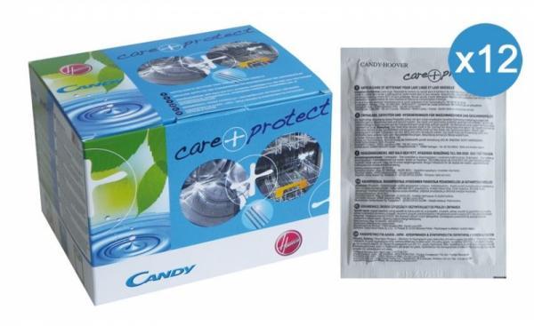 Odkamieniacz (proszek) do pralki i zmywarki Candy 49025727 (12szt.),0