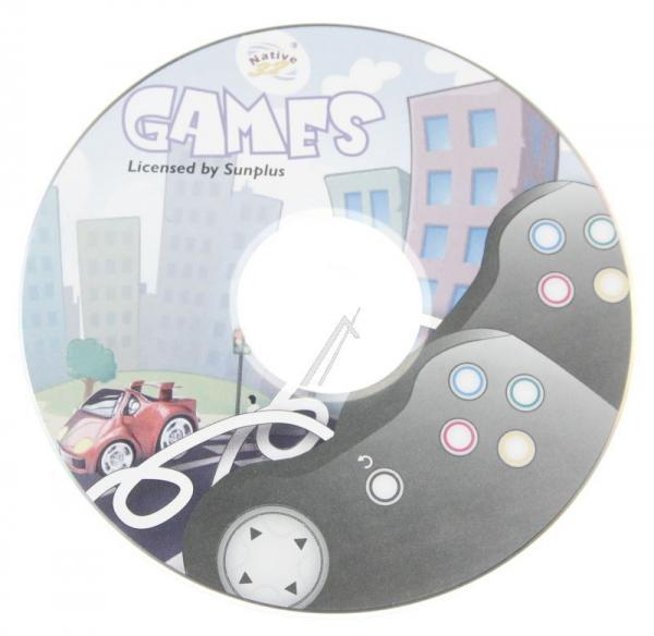 996510053733 GAME CD-R DISC PHILIPS,0