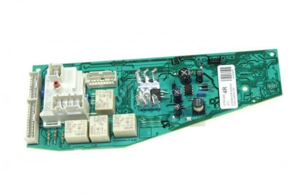 Moduł elektroniczny skonfigurowany do pralki 49019677,0