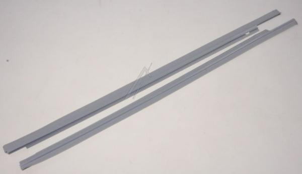 Profil | Listwa blachy bocznej lewa + prawa do zmywarki 00706581,0