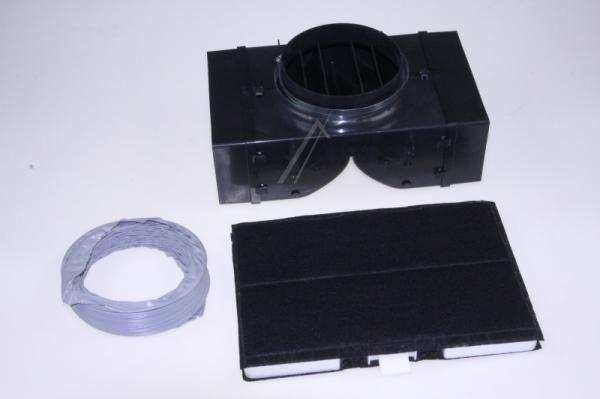 Filtr węglowy aktywny do okapu 00707134,0