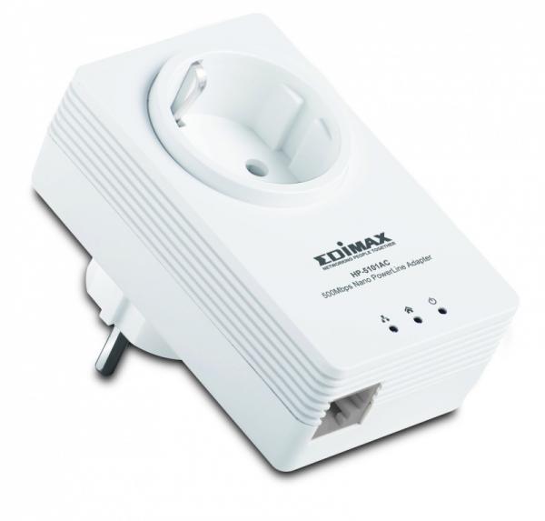Adapter Powerline Edimax HP5101AC,0