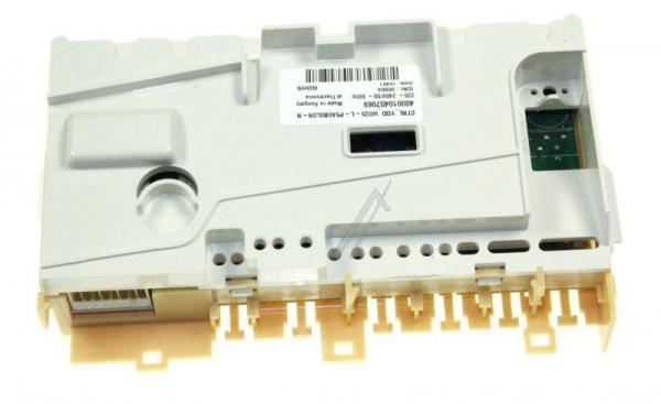 Moduł sterujący (w obudowie) skonfigurowany do zmywarki 481010425329,0