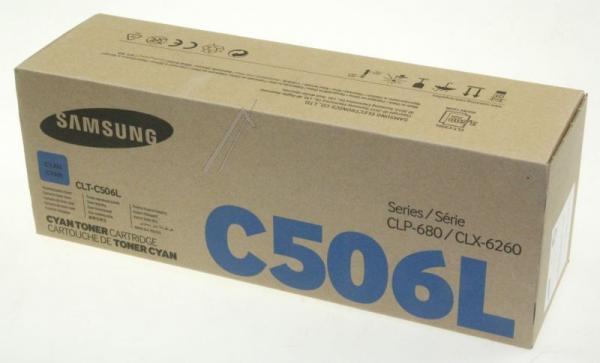 Toner cyan do drukarki  CLTC506LELS,0