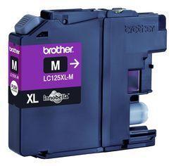 Tusz magenta do drukarki  LC125XLM,0