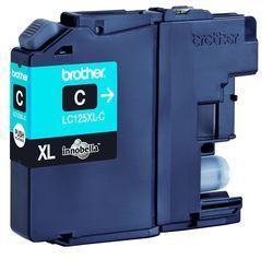 Tusz cyan do drukarki  LC125XLC,0