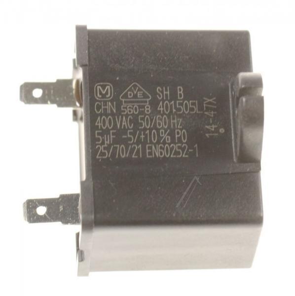 Kondensator sprężarki do lodówki RCEZA254CBZZ,0