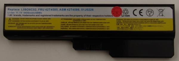 COMPA1111210 Akumulator | Bateria do laptopa (11.1V 4400mAh) Li-Ion,0