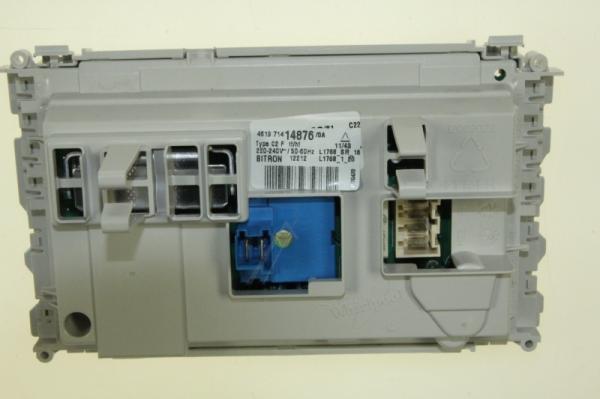 Moduł elektroniczny bez oprogramowania pralki 480111104627,0