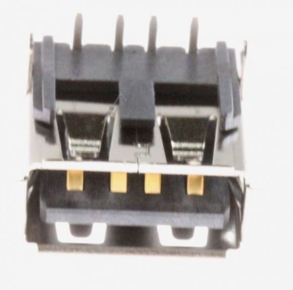K1FY104B0081 USB-EINBAUBUCHSE TYP A 90° PRINTMONTAGE PANASONIC,0