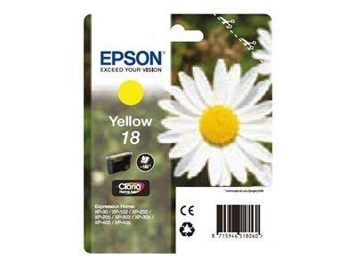 Tusz żółty do drukarki  C13T18044010,0