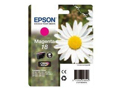 Tusz magenta do drukarki  C13T18034010,0