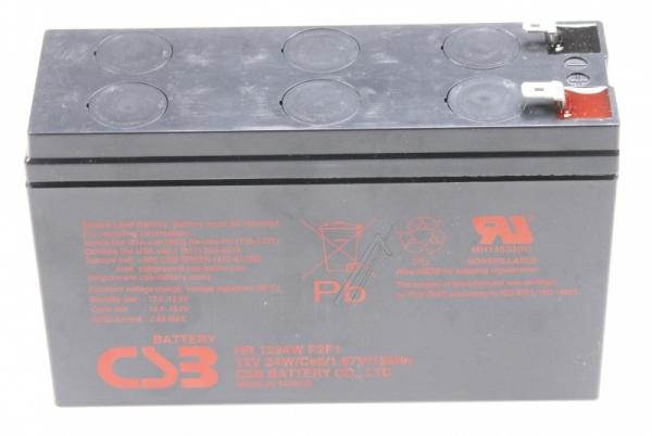 HR1224WF2F1 Akumulator UPS 12V 6000mAh (1szt.),0