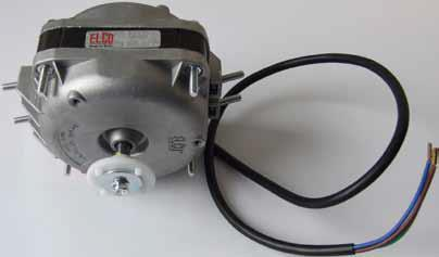 silnik wentylatora uniwersalny 5w, 220-240v, 50-60hz, elco,0