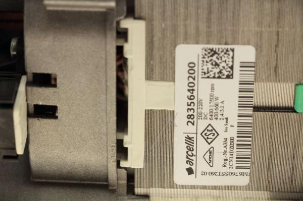 Silnik napędowy do pralki 2835640200,1