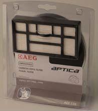 Filtr hepa AEF136 do odkurzacza 9001669127,0