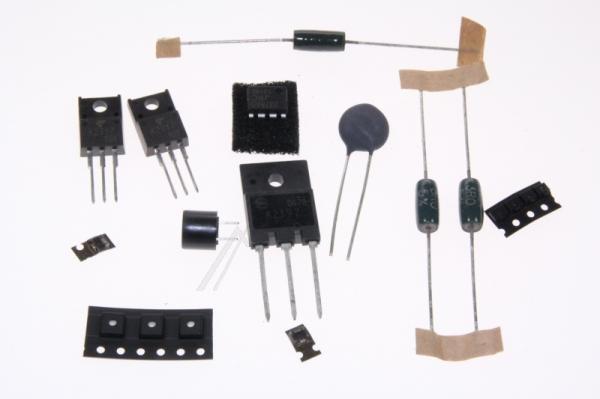 KIT212 zestaw naprawczy przetwornicy sharp,0