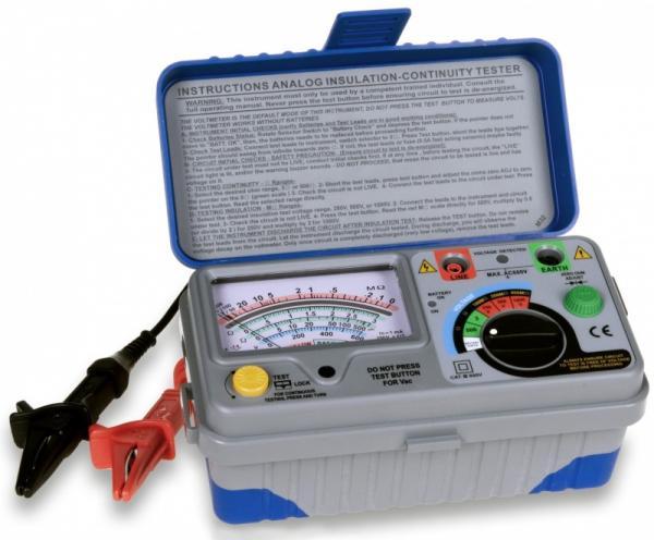 Miernik   Multimetr analogowy P2675 Peaktech,0
