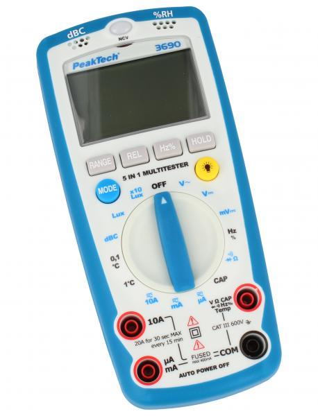 Multimetr | Miernik P3690 Peaktech,1