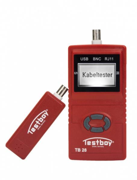 Tester kabla Testboy,0