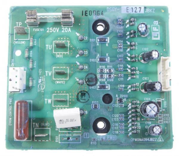 DSGYE127JBKZ P.W.B. EINHEIT SHARP,0