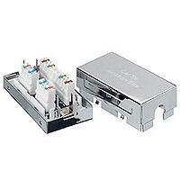 135620 STECKVERBINDER-BOX CAT.6-GESCHIRMT EQUIP,0