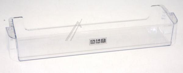 Balkonik/Półka dolna na drzwi chłodziarki  do lodówki 481010470976,0