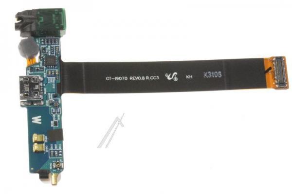 GH5911765A KEY FPCB-TOUCH KEY PBA(GT_I9070) SAMSUNG,0