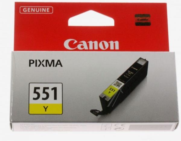 Tusz żółty do drukarki Canon 6511B001,1