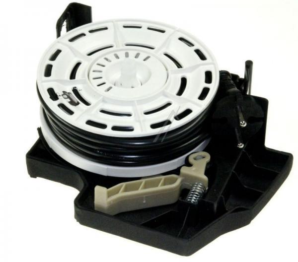 Rolka | Zwijacz kabla z wtyczką do odkurzacza 432200533091,0