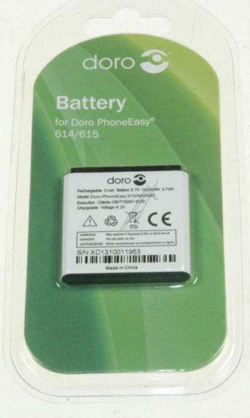 Akumulator   Bateria 3.7V 1000mAh do smartfona 380155,0
