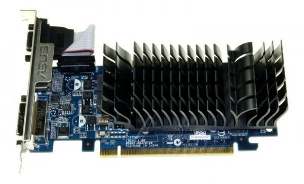 Karta graficzna GeForce 210  90C1CSI0L0UANAYZ,0
